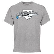 Men's Ash 2015 NCAA College World Series T-Shirt