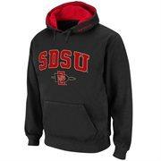San Diego State Aztecs Black Classic Twill II Pullover Hoodie Sweatshirt