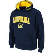 Cal Bears Navy Blue Classic Twill II Pullover Hoodie Sweatshirt