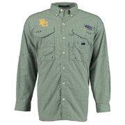 Men's PING Green Baylor Bears Super Bonehead PFG Long Sleeve Shirt
