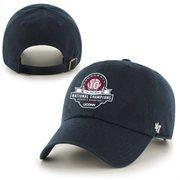 Men's '47 Brand Navy Blue UConn Huskies 2015 NCAA Women's Basketball National Champions Clean Up Adjustable Hat