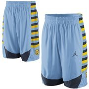 Nike Marquette Golden Eagles Replica Basketball Short - Light Blue