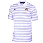 Northern Iowa Panthers Nike Game Time Performance Polo - White