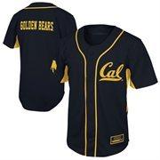 Cal Bears Fielder Baseball Jersey - Navy Blue