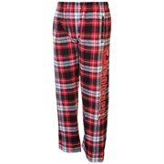 Cornell Big Red Classic Flannel Pants - Red/Black