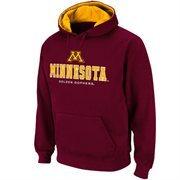 Minnesota Golden Gophers Maroon Sentinel Pullover Hoodie Sweatshirt