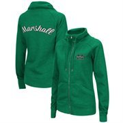 Women's Marshall Thundering Herd Green Tahoe Jacket