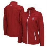 Washington State Cougars Women's Athena II Jacket - Crimson