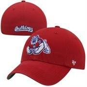 Fresno State Bulldogs Franchise Fitted Hat - Red
