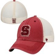 '47 Brand North Carolina State Wolfpack Caprock Canyon Flex Hat - Red/White