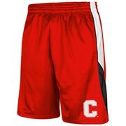 Mens Cornell Big Red Carnelian Infinity Shorts