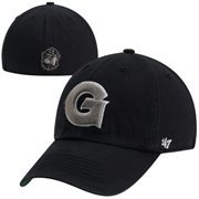 Georgetown Hoyas Classic Franchise III Fitted Hat - Navy Blue