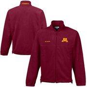 Mens Columbia Maroon Minnesota Golden Gophers Flanker II Jacket