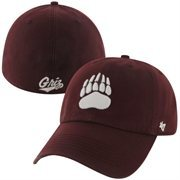 Montana Grizzlies Franchise Fitted Hat - Red