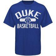 Duke Blue Devils Varsity Basketball T-Shirt - Duke Blue