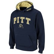 Pittsburgh Panthers Navy Blue Classic Twill II Pullover Hoodie Sweatshirt