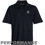 Cutter & Buck Xavier Musketeers Navy Blue Champions DryTec Performance Polo