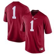 No. 1 Stanford Cardinal Nike Replica Football Jersey - Cardinal