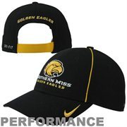 Nike Southern Miss Golden Eagles Sideline Coaches Performance Hat - Black