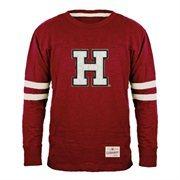 Harvard Crimson Gameday Mascot Slub T-Shirt - Crimson