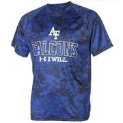 Men's Under Armour Royal Blue Air Force Falcons Tech Camo Performance T-Shirt