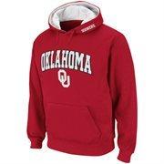 Oklahoma Sooners Crimson Classic Twill II Pullover Hoodie Sweatshirt