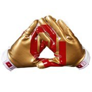 Nike Oklahoma Sooners 2013 Red River Rivalry Vapor Jet 2.0 Gloves