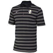 Idaho Vandals Nike Game Time Performance Polo - Black
