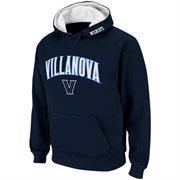Mens Villanova Wildcats Navy Blue Classic Twill II Pullover Hoodie Sweatshirt