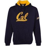 Cal Bears Navy Blue Classic Twill Hoodie Sweatshirt
