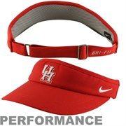 Nike Houston Cougars 2013 Sideline Dri-FIT Adjustable Performance Visor - Scarlet