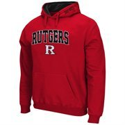 Rutgers Scarlet Knights Scarlet Classic Twill II Pullover Hoodie Sweatshirt