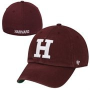 Harvard Crimson Franchise Fitted Hat - Red