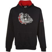 Gonzaga Bulldogs Navy Blue Classic Twill Hoodie Sweatshirt