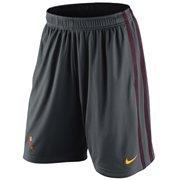 Men's Nike Charcoal Arizona State Sun Devils Varsity Team Issue Mesh Shorts