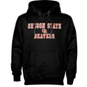 Oregon State Beavers Stack Pullover Hoodie - Black