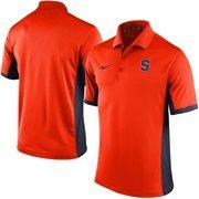 Men's Nike Orange Syracuse Orange Team Issue Performance Polo