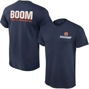 Auburn Tigers Navy Blue The Guschamp T-Shirt