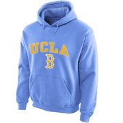 UCLA Bruins Midsize Arch Pullover Hoodie - True Blue