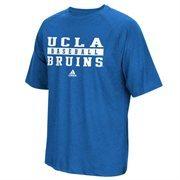 Men's adidas Light Blue UCLA Bruins Baseball Practice Performance T-Shirt