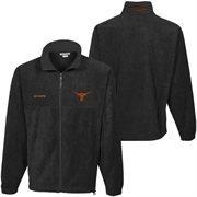 Mens Columbia Charcoal Texas Longhorns Flanker II Jacket