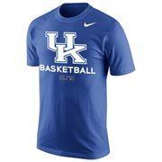 Men's Nike Royal Blue Kentucky Wildcats Elite Basketball Practice Legend Dri-FIT T-Shirt