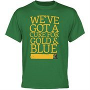 Marshall Thundering Herd Cure T-Shirt - Green