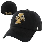 Idaho Vandals Franchise Fitted Hat - Black