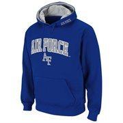 Air Force Falcons Royal Blue Classic Twill II Pullover Hoodie Sweatshirt