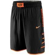 Nike Oklahoma State Cowboys Replica Basketball Short - Black