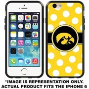 Iowa Hawkeyes iPhone 6 Polka Dot Thinshield Case