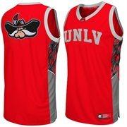 Mens UNLV Rebels Scarlet Backcourt Basketball Jersey