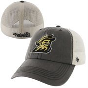 '47 Brand Appalachian State Mountaineers Caprock Canyon Flex Hat - Gray/White