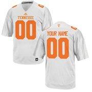 adidas Tennessee Volunteers Custom Replica Football Jersey - White